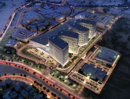 """Das New Jahra Krankenhaus Kuweit wird von Osttirol """"belüftet"""""""