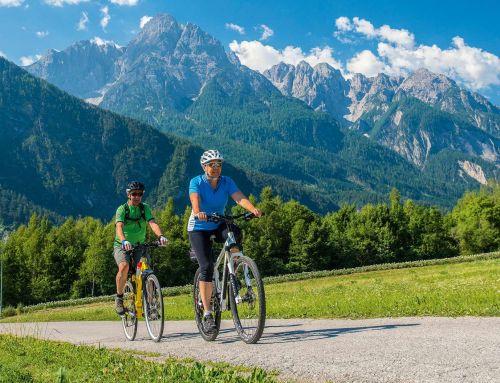 Jetzt neu: Kulturradführer für das Pustertal und Iseltal