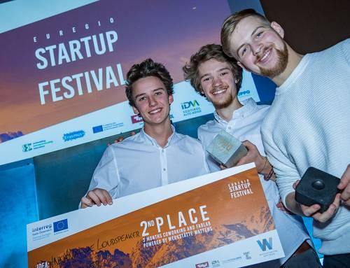 Osttiroler Start-Up auf Platz 2 bei Euregio Finale