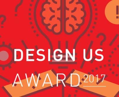 Design US Award 2017 - Startup Förderung