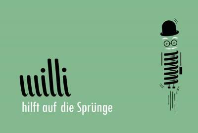 Logo Willi - Kreativ Wettbewerb