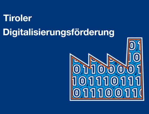 Tiroler Digitalisierungsförderung
