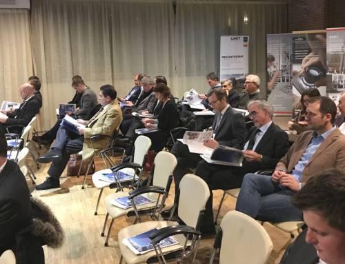 INNOS, Uni Campus Lienz und Industrial Mechatronics stellen sich in Venetien vor