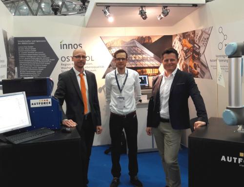 INNOS GmbH stellt Wirtschaftsstandort in Wien vor