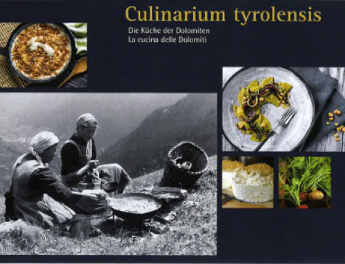 Die Küche der Dolomiten