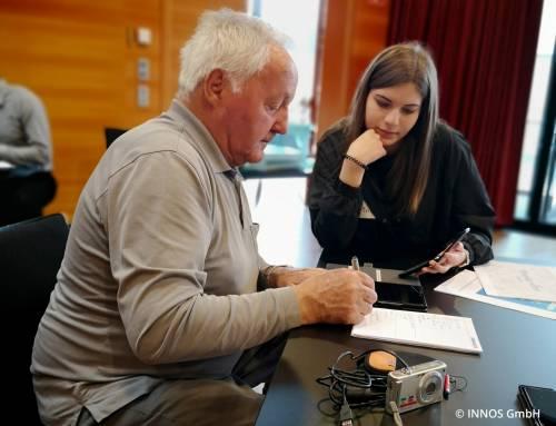 Osttiroler Senioren tauchen in die Welt der digitalen Möglichkeiten ein
