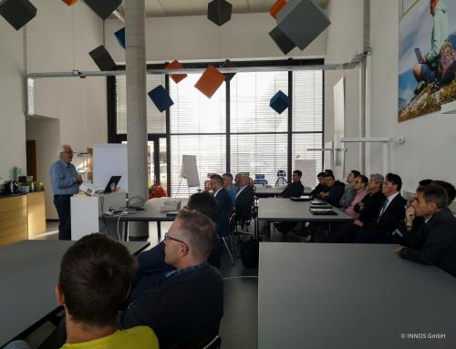 Inkubator S³ bekommt einen 3D Metall-Drucker: Osttiroler Unternehmen diskutieren gemeinsam