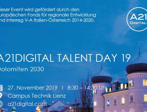 A21Digital Talent Day 2019