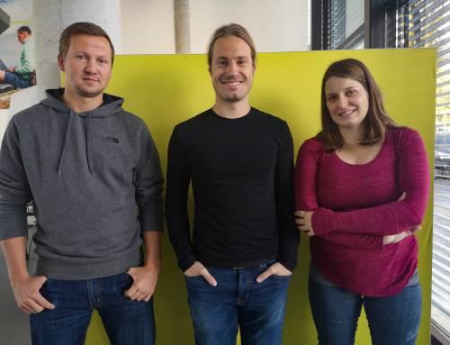 Zuwachs im Coworking-Space Inkubator S3: B-Velopment GmbH