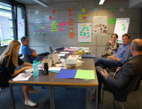 Innovationstage 2020 – Design Thinking Workshop