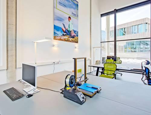 Besser als Homeoffice: Ein Platz im Inkubator S³ Coworking Space!