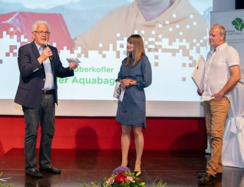 OSTTIROL INNOVATION AWARD 2021: Die Projekte Wanderpodcast, pro planche und Mobiler Aquabag haben gewonnen