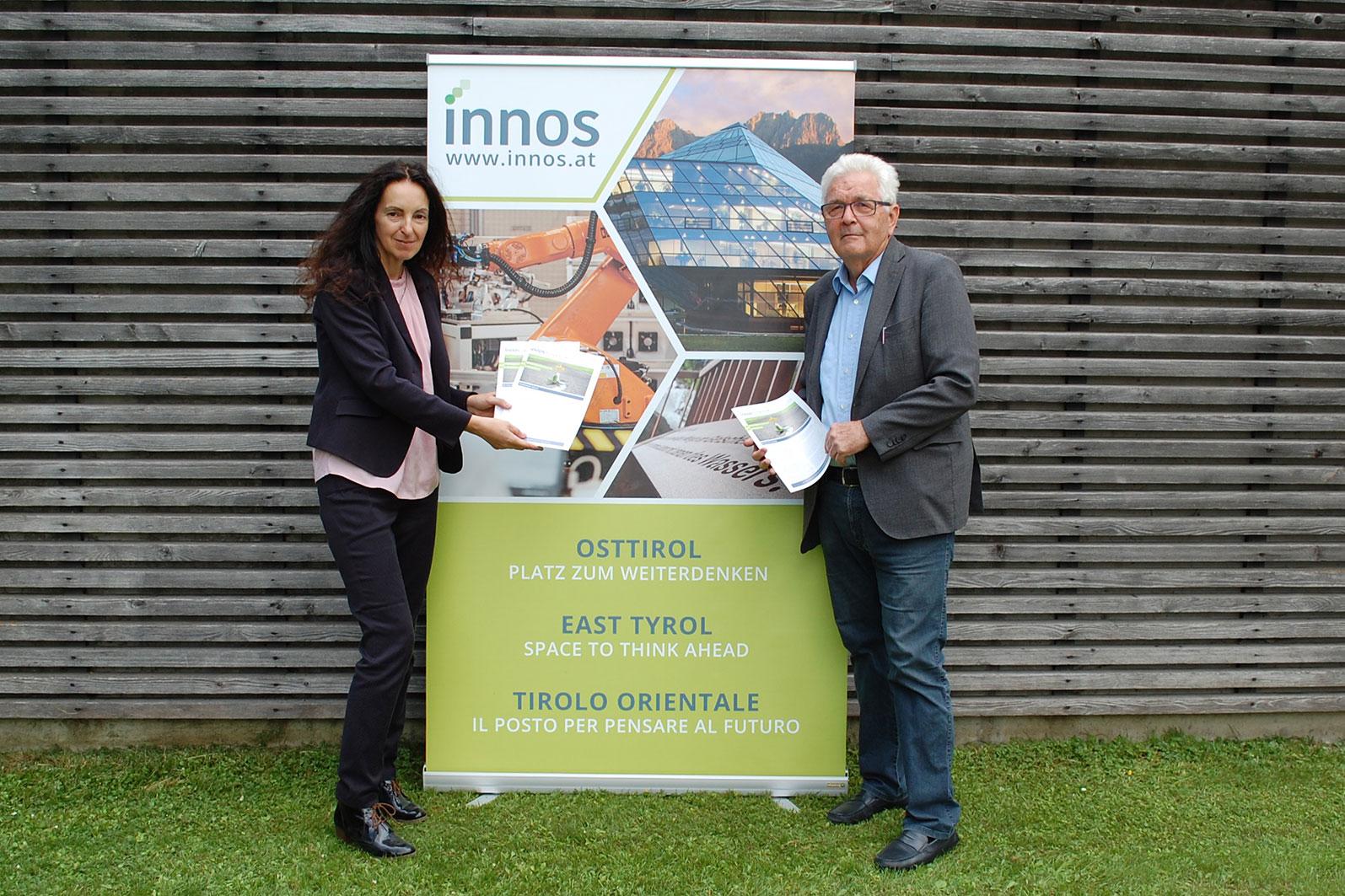 Karin Ibovnik ist neue Geschäftsführerin der INNOS GmbH
