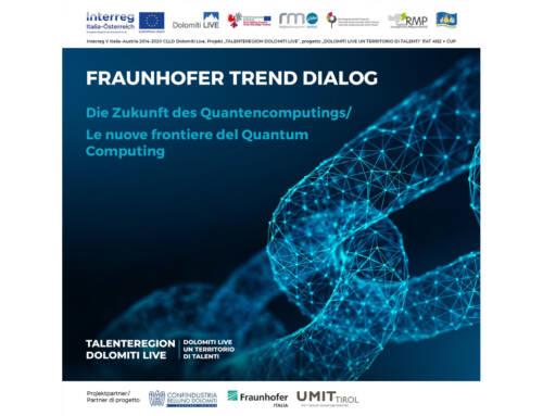 """Webinar """"Fraunhofer Trend Dialog"""": Die Zukunft des Quantencomputings"""