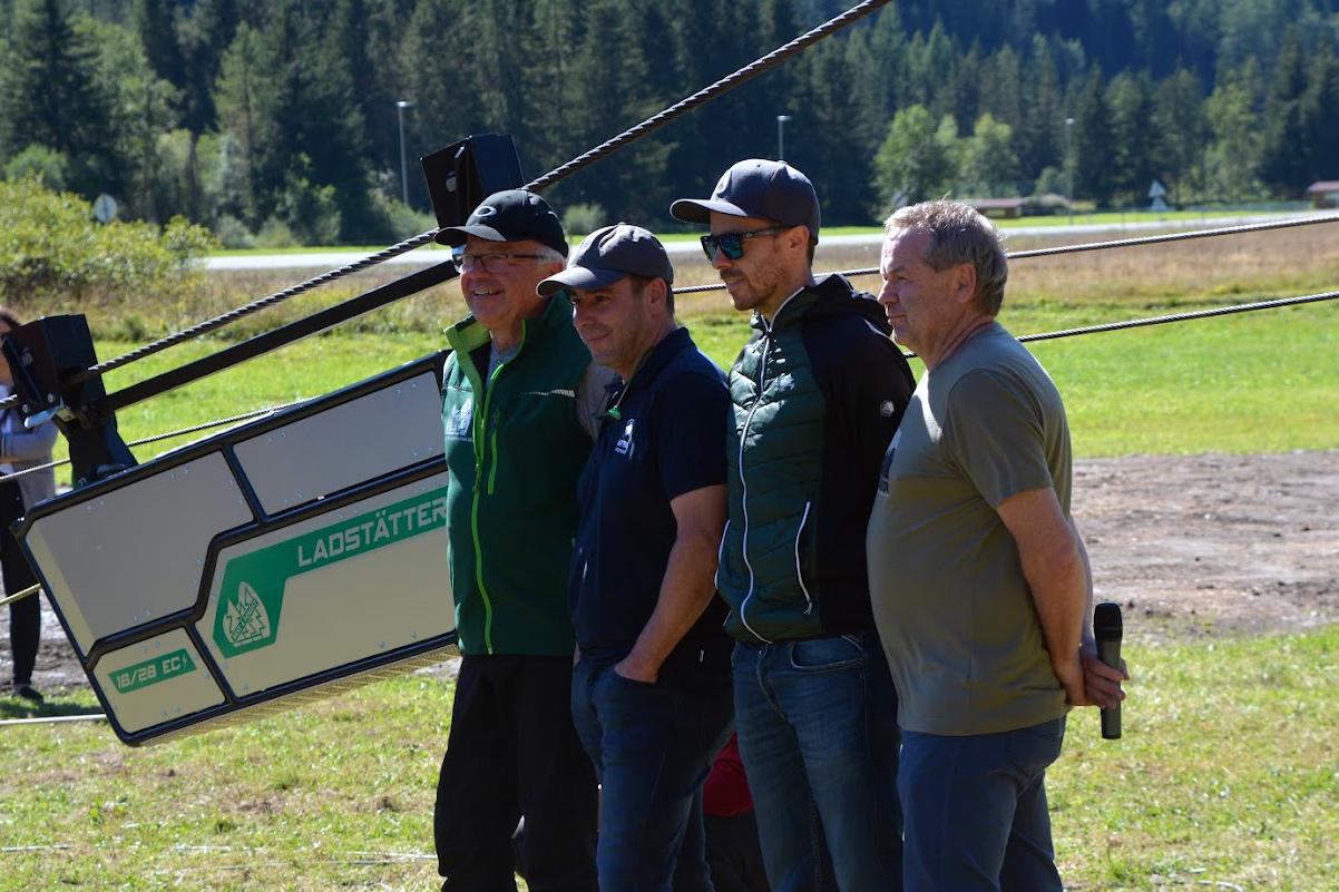 INNOS GmbH Gebrueder Ladstaetter LadE Lifter Forstwirtschaft Osttirol Foto Ladstaetter