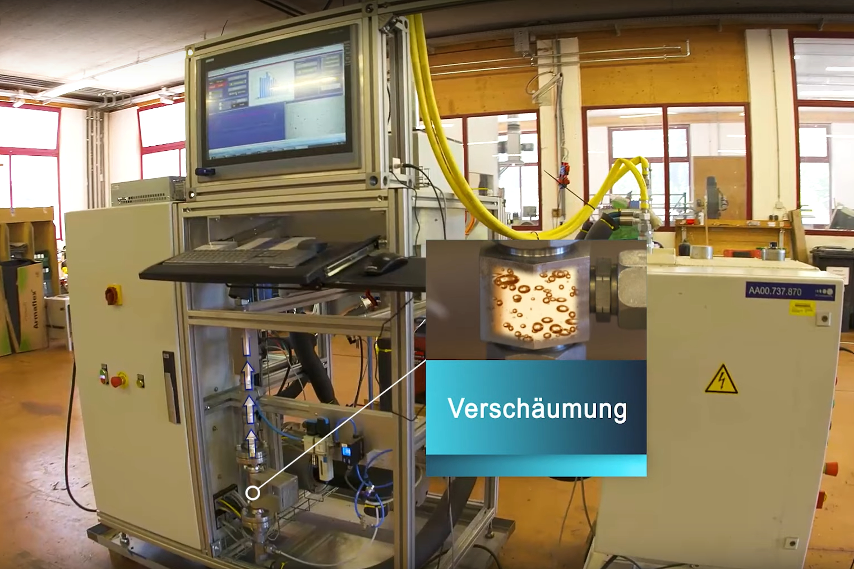 INNOS GmbH Innovation aus Osttirol Smart Bubble System Umit Tirol Campus Technik Lienz Testtec GmbH foto privat